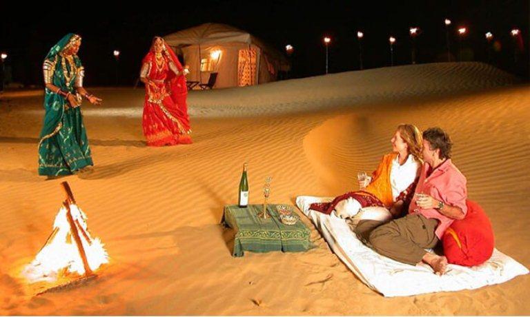 Rajasthan -Honeymoon Tour