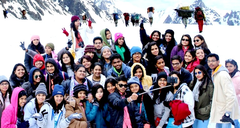 Student -Tours Package