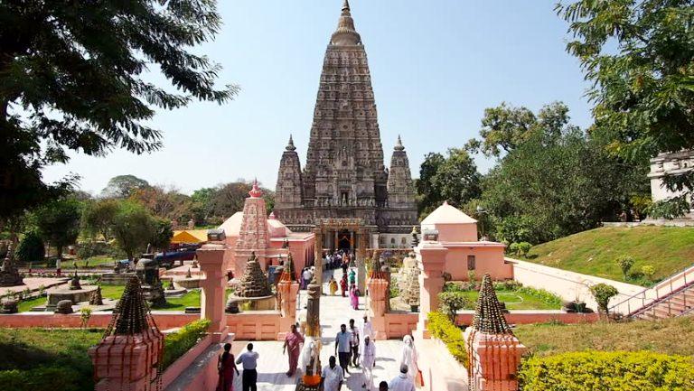 Mahabodhi -Temple Bodhgaya