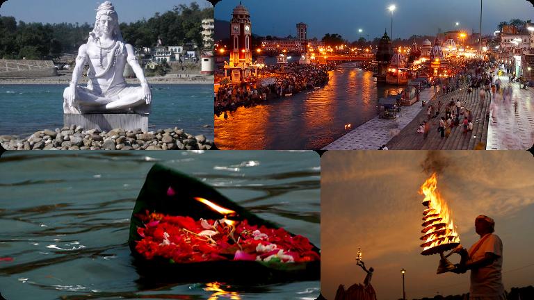 Haridwar -Rishikesh Tour