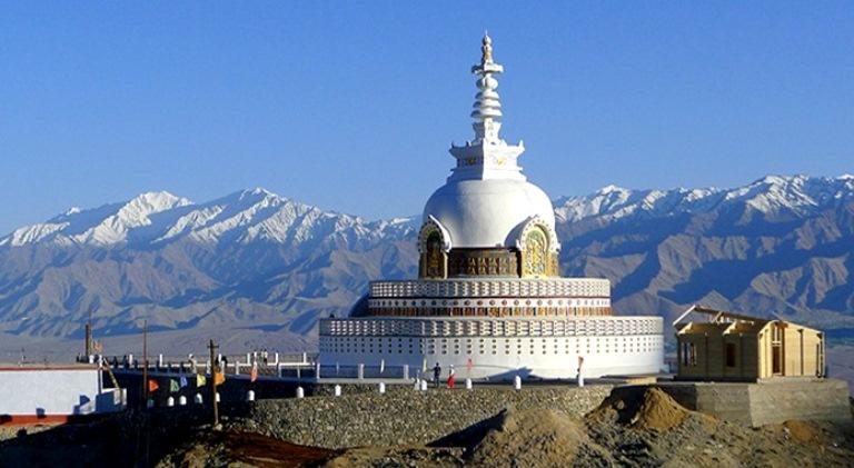 Across Kashmir To Ladakh