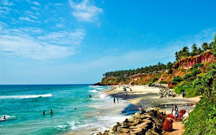 Beaches -Tour of Kerala