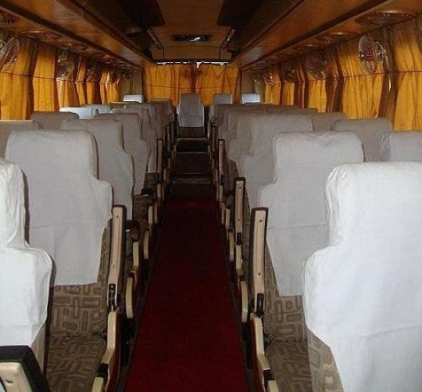 Large -Coach 36 Seater